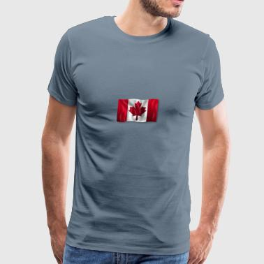 canadian flag - Men's Premium T-Shirt