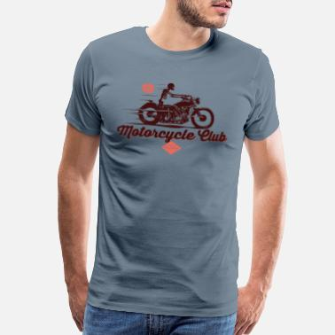 Motorcycle Clubs Motorcycle Club - Men's Premium T-Shirt
