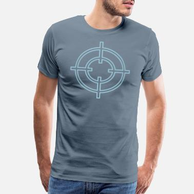 Crosshair crosshair - Men's Premium T-Shirt