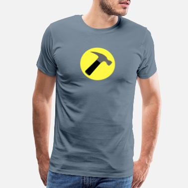 Hammer captain hammer - Men's Premium T-Shirt