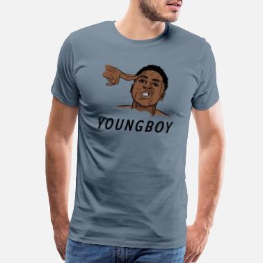 38 Youngboy - Men's Premium T-Shirt