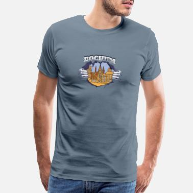 Bochum bochum germany - Men's Premium T-Shirt