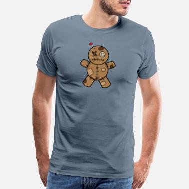 Voodoo Doll Voodoo Doll - Men's Premium T-Shirt