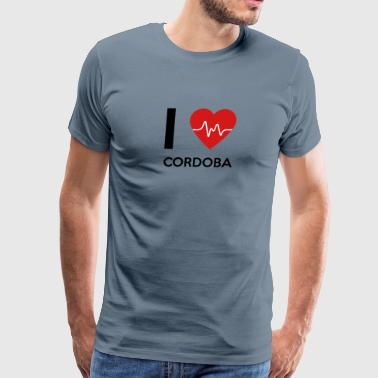 I Love Cordoba - Men's Premium T-Shirt