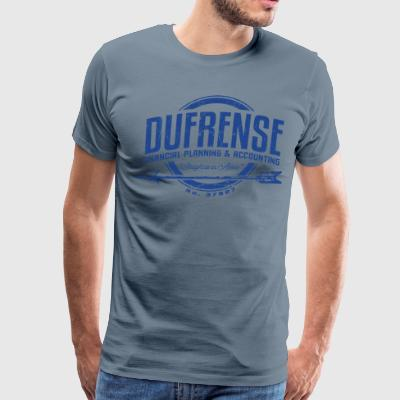 Dufrense Financial Planning and Accounting - Men's Premium T-Shirt