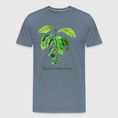 Take care of the nature - Men's Premium T-Shirt