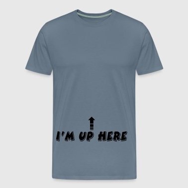 UP-HERE - Men's Premium T-Shirt