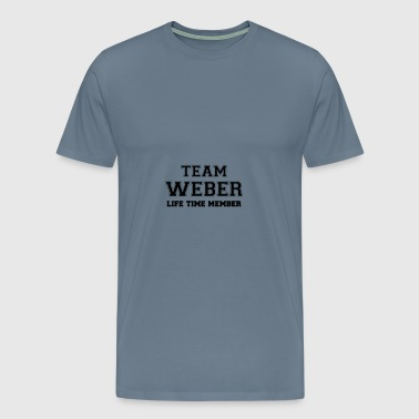 Team weber - Men's Premium T-Shirt