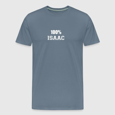 100% isaac - Men's Premium T-Shirt