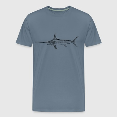 swordfish - Men's Premium T-Shirt
