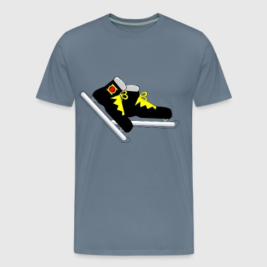 Pair of Skates - Men's Premium T-Shirt