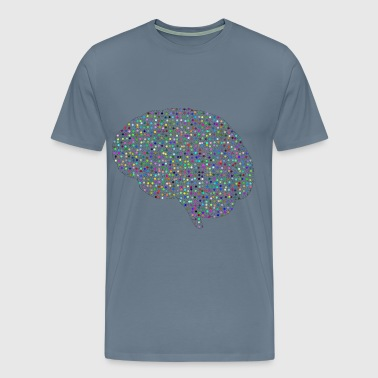 Prismatic Neural Network 2 - Men's Premium T-Shirt