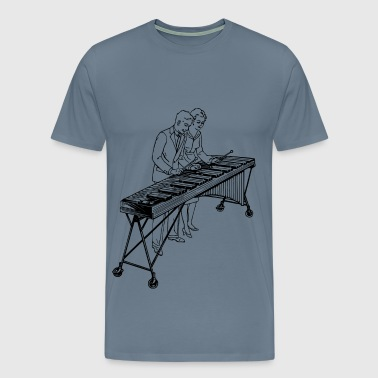 Marimba - Men's Premium T-Shirt