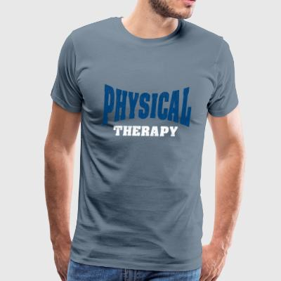 Physical Therapy - Men's Premium T-Shirt