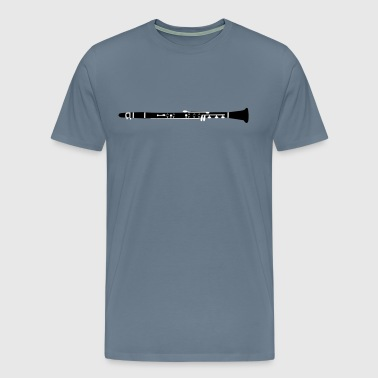 Clarinet - Men's Premium T-Shirt