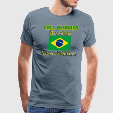 Brazilian designs - Men's Premium T-Shirt