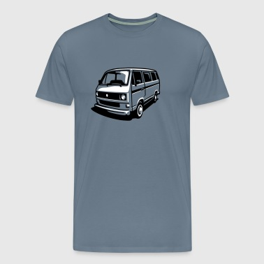 T3 Bus (2c) - Men's Premium T-Shirt