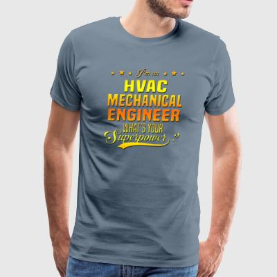 HVAC Mechanical Engineer - Men's Premium T-Shirt