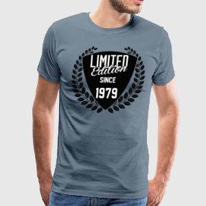 Limited Edition Since 1979 - Men's Premium T-Shirt