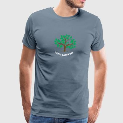 Happy Earth Day T shirt Gift, Save The Earth Shirt - Men's Premium T-Shirt