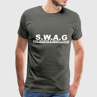 SWAG2 - Men's Premium T-Shirt