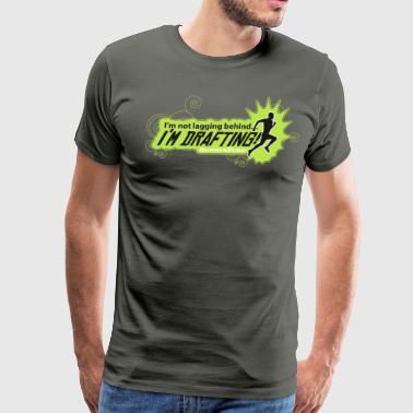 Drafting - Men's Premium T-Shirt