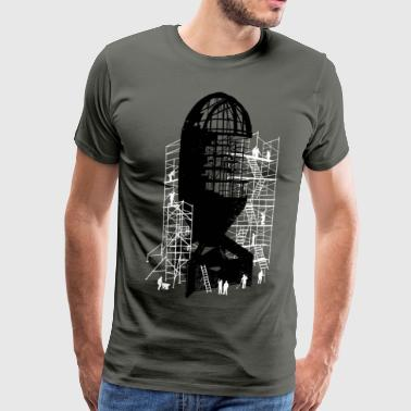building bombs - Men's Premium T-Shirt
