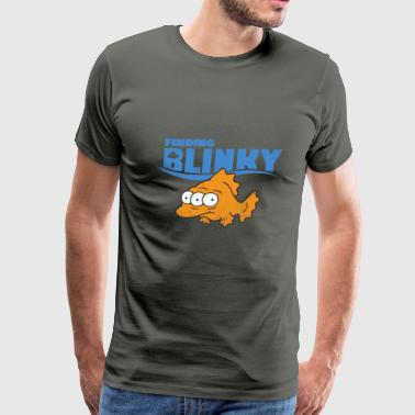 Finding Blinky - Men's Premium T-Shirt