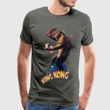 King Kong Retro - Men's Premium T-Shirt