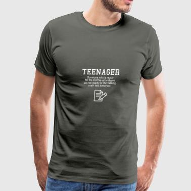 Ohh Ohh.. Teenagers - Men's Premium T-Shirt