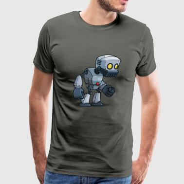 ROBOT ROBLOX - Men's Premium T-Shirt