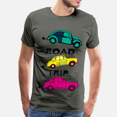 Ride Trip road trip - Men's Premium T-Shirt