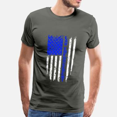 Fuck Enforcement law - law enforcement - Men's Premium T-Shirt