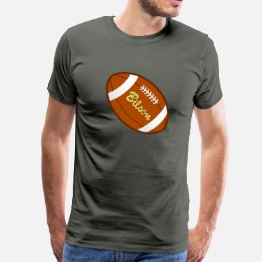 Rugby Football Rugby Football - Men's Premium T-Shirt