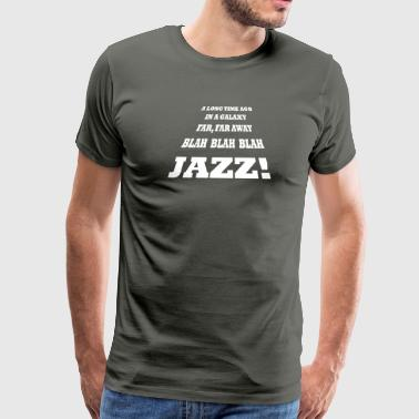 JAZZ! - Men's Premium T-Shirt