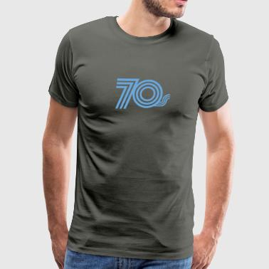 Seventies - Men's Premium T-Shirt