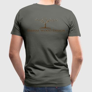 Tan  - Men's Premium T-Shirt