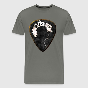 GUITAR PIC - Men's Premium T-Shirt