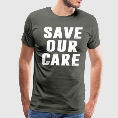 Save Our Care - Men's Premium T-Shirt