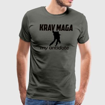 krav_maga design - Men's Premium T-Shirt