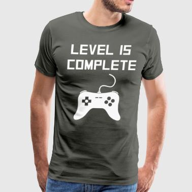 Level 15 Complete - Men's Premium T-Shirt