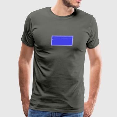 Commodore64 RETRO - Men's Premium T-Shirt