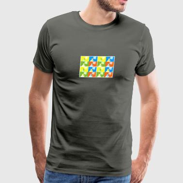 4 up on 6 29 17 at 8 08 AM compiled - Men's Premium T-Shirt
