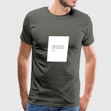 The Chainsmokers - Paris - Men's Premium T-Shirt