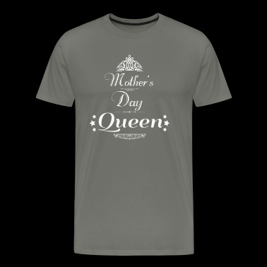 Mother's Day Queen Graphic - Men's Premium T-Shirt