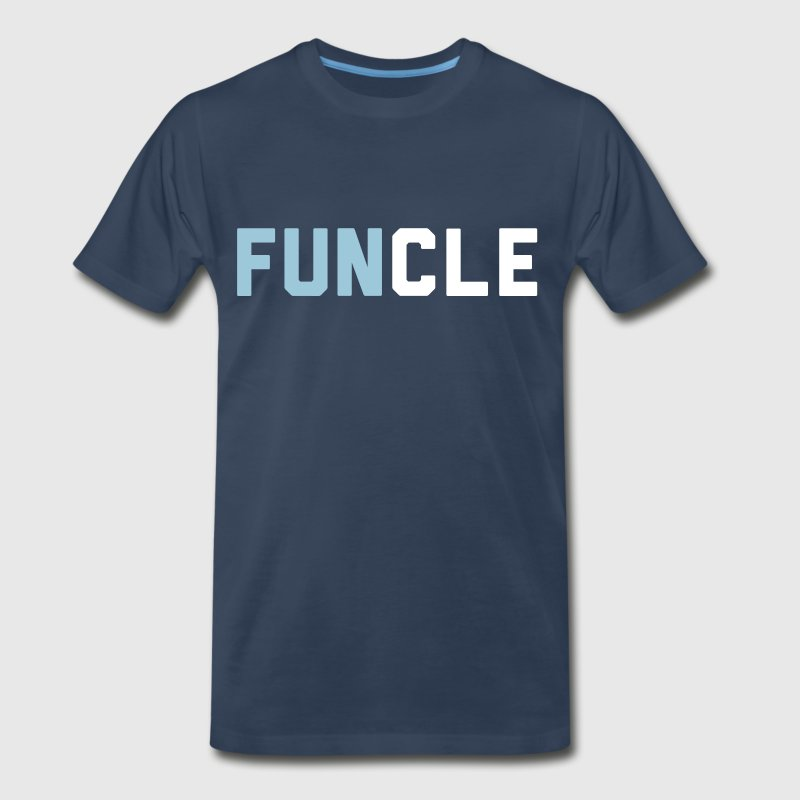 Funcle - Men's Premium T-Shirt
