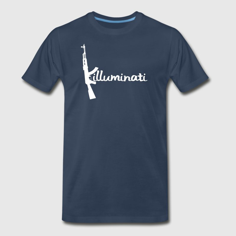 Killuminati (1 Color) - Men's Premium T-Shirt