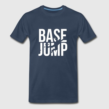BASE jump - Men's Premium T-Shirt
