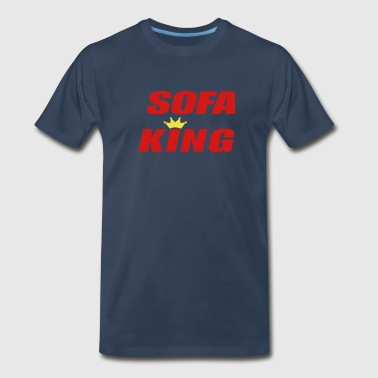 sofa king low. Sofa King - Men\u0027s Premium T-Shirt Low