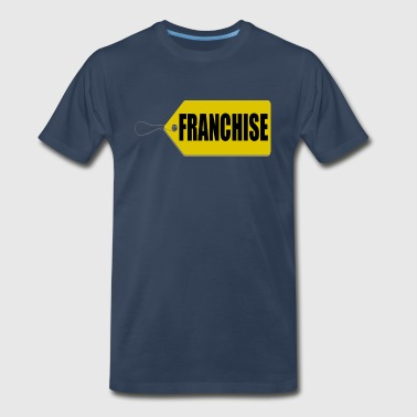 Franchise Tag - Men's Premium T-Shirt